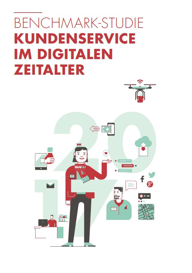 Benchmark-Studie Kundenservice im Digitalen Zeitalter