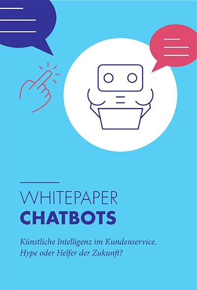 Whitepaper Chatbots Künstliche Intelligenz im Kundenservice